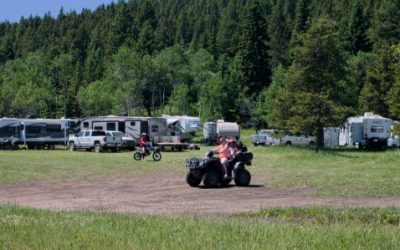 Expanded Castle parks boundaries, OHV & snowmobile ban announced